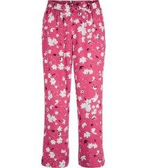 pantaloni culotte con cintura (fucsia) - bpc bonprix collection
