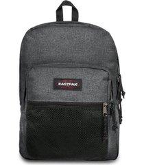 eastpak pinnacle ek060 backpack unisex denim black