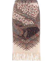 etro knit pencil skirt