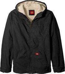 duck sherpa jacket
