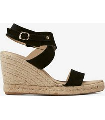 sandalett high heel espadrilles