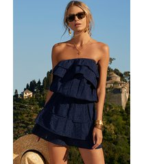 melissa odabash mia dress navy