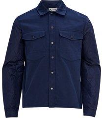 skjortjacka jcomanhattan shirt ls worker