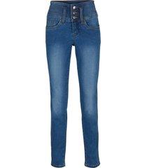 jeans modellanti gambe-addome-glutei slim (blu) - john baner jeanswear