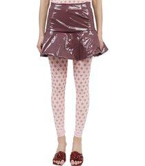 maisie wilen purple zebulon skirt