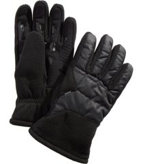 hawke & co. outfitter men's lightweight gloves, created for macy's