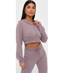 nly trend flirty hoodie set jumpsuits