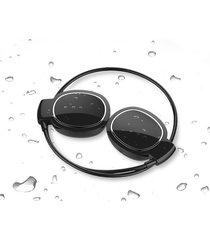 audífonos bluetooth deportivos, mini nivel inalámbrico auricular audifonos bluetooth manos libres  auricular impermeable (negro)