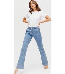 jeansy dzwony eugene