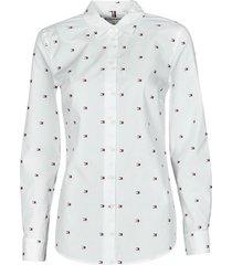 overhemd tommy hilfiger felicia regular shirt ls