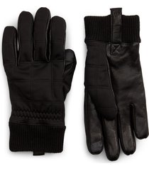 men's ugg all weather tech gloves