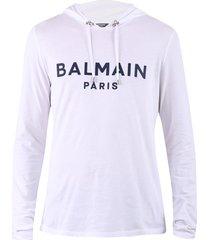 balmain branded t-shirt
