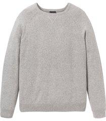 maglione con cachemire (grigio) - rainbow