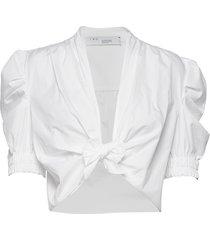 mohana blouses short-sleeved vit iro