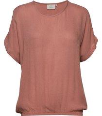 amber stanley ss blouses short-sleeved rosa kaffe