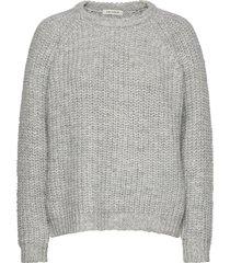 knit gebreide trui grijs sofie schnoor