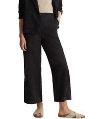 pantalón culotte negro esprit