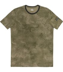 camiseta manga corta eco amigable slim fit para hombres 95831