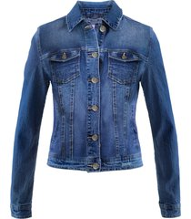 giacca in jeans maite kelly (blu) - bpc bonprix collection