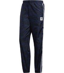 pantalón azul adidas originals bootleague