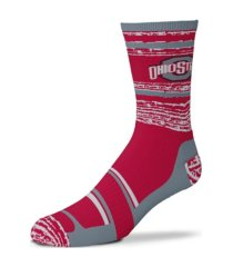 for bare feet men's ohio state buckeyes performer socks