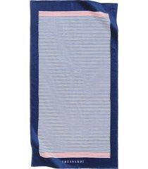 toalha praia capri trussardi | pronta entrega