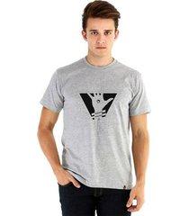 camiseta ouroboros manga curta mente aberta - masculino