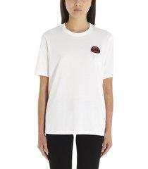 markus lupfer lara lip t-shirt