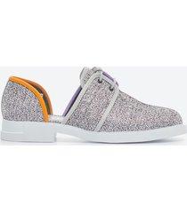 zapato casual mujer camper z1eb gris