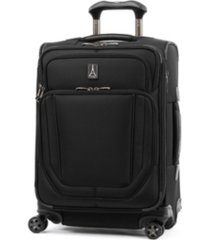 """travelpro crew versapack 22"""" max softside carry-on spinner"""