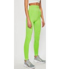 gym hero - legginsy neon green