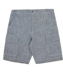 mw cargo shorts - indigo 22118-ind