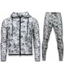 enos windrunner camo trainingspakken camouflage joggingpak