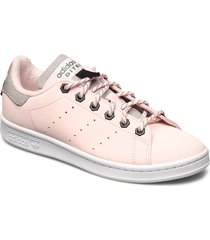 stan smith w låga sneakers rosa adidas originals