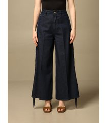 cycle jeans wide cycle high-waisted jeans