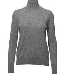 merino roller neck sweater turtleneck coltrui grijs filippa k