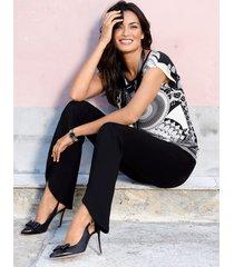 shirt amy vermont grijs::zwart