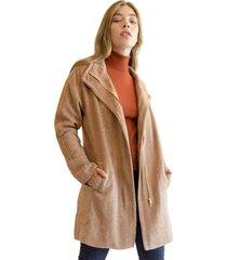 abrigo julia camel racaventura