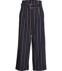 nicoline trousers wijde broek zwart just female