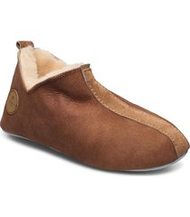 lina slippers tofflor brun shepherd