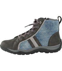 skor priority grå::blå
