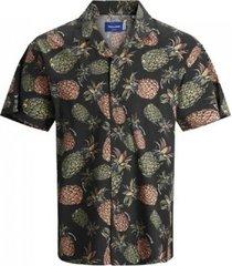 overhemd korte mouw jack jones camisa manga corta hombre jack jones 12187956