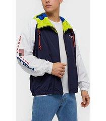 polo ralph lauren windbreaker jacket jackor multicolor