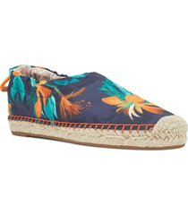 alpargata valliant multicolor nine west