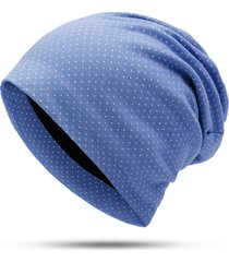 cappello da donna con cappuccio in cotone caldo, piccolo punto plus cappello da vento antivento casual in velluto