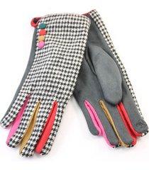 guante multicolor almacén de parís
