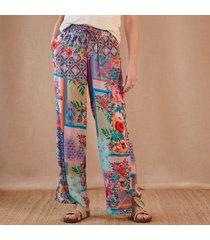 millefleur sketchbook pants