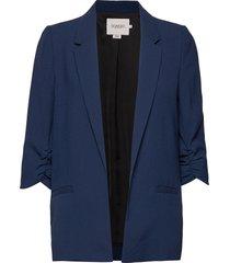 slshirley blazer blazers casual blazers blå soaked in luxury