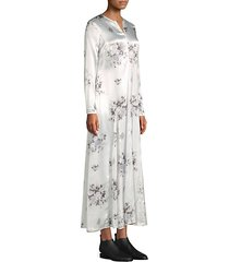 cameron floral printed tent dress