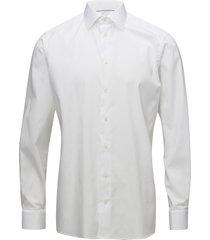 poplin - contemporary fit skjorta business vit eton